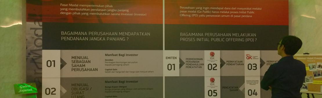 Hore! Pilihan Investasi di Saham dan Surat Utang Terus Bertambah
