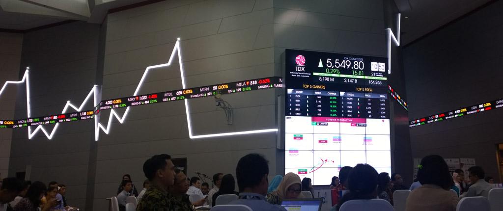 Sistem Ini yang Membantu Bursa Ciptakan Pasar Teratur dan Efisien