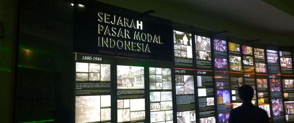 Begini Pasar Modal Indonesia Sebelum Seaktif dan Sebesar Sekarang
