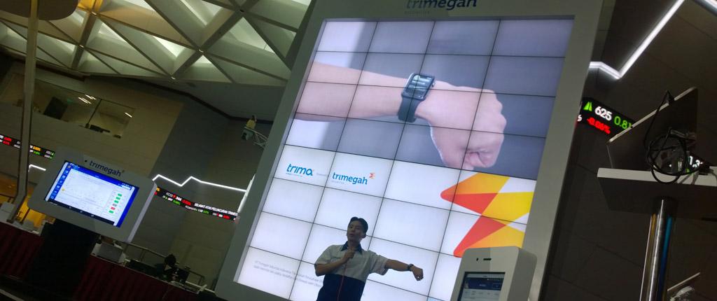 Pantau Fluktuasi Portofolio Investasi Cukup Dari Ponsel dan Smartwatch